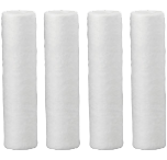 Hydronix SDC-25-1005 <br>5 Micron Sediment Filter <br>Package of 4