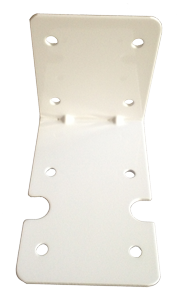 Powder Coated Single Mounting Bracket Kit <br>For Big Blue Housing - #MB-BB-PC