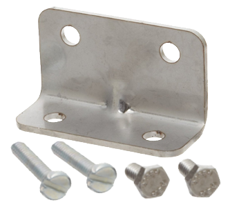 Pentek Mounting Bracket Kit <br>for ST-1, ST-2, & ST-3 - #156037