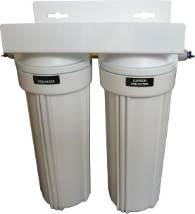 clearplus premium under sink 2stage water filter - Undersink Water Filter