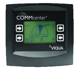 Optional Viqua COMMCenter