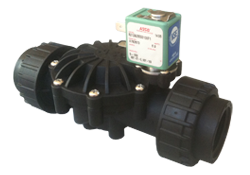 Solenoid Shut-off <br>Part#:410888-R