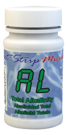 ITS Reagent Test Strips - Total Alkalinity - 100 Tests - #486641