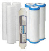 ClearPlus <br>4-Stage RO System <br>Annual Filter Package