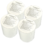 Replacement Filter Cartridge for April Shower High Output Series (APRC) - Package of 4