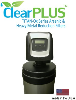 ClearPlus TITAN-Ox 7 Arsenic Reduction Filter