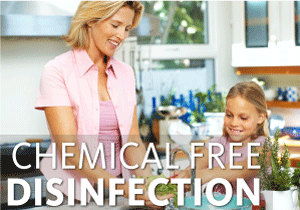 Chemical Free Water Disinfection