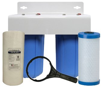 rapid gravity sand filters water treatment