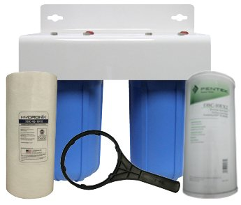 ClearPlus WH-KDF Whole House KDF-55 / GAC Filter Package
