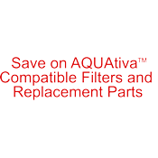 AQUATiva Compatible Filters