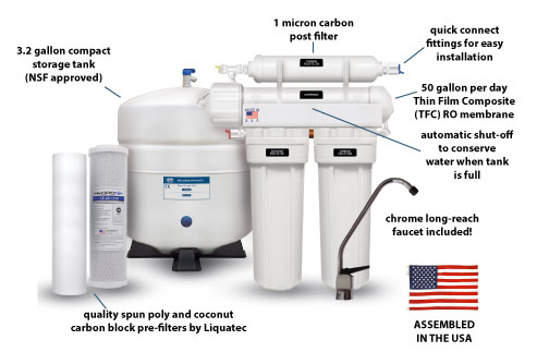 ClearChoice Reverse Osmosis System