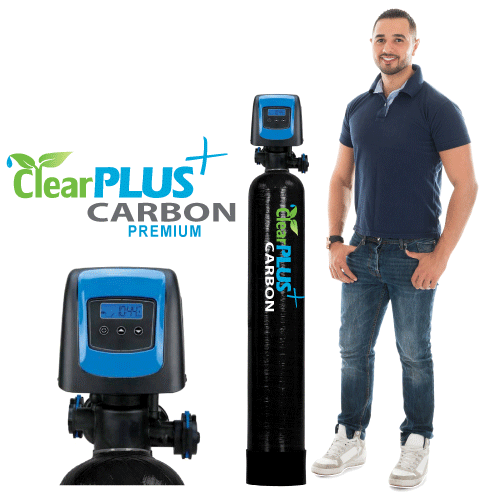 HomePlus ClearPlus&#8482; Premium Series <br>Backwashable Carbon Filters