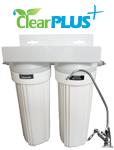 ClearPlus Economy 2-Stage Under Sink Water Filter