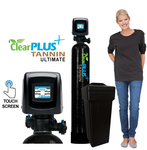 HomePlus ClearPlus&#8482; Ultimate Series <br>Tannin & Organics Filters w/ Touch Screen