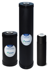 Ecosoft CHV Granular Activated Carbon Filters