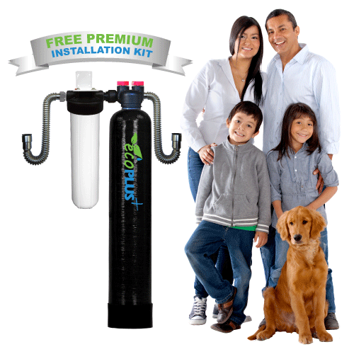 ecoPLUS&#8482; EP-600 Series Premium <br>Whole House Water Filters