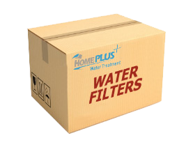 Pentek RFFE20-BB Filter <br>Case of 4 Filters
