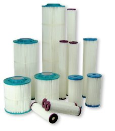 Harmsco Poly-Pleat Water Filters