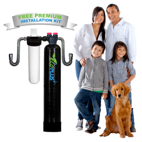 ecoPLUS™ Series Premium Whole House Water Filters