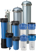 Water Filter <br>Housings