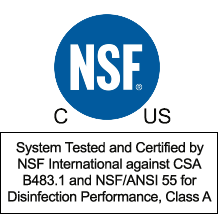 NSF-55 Class A Validated