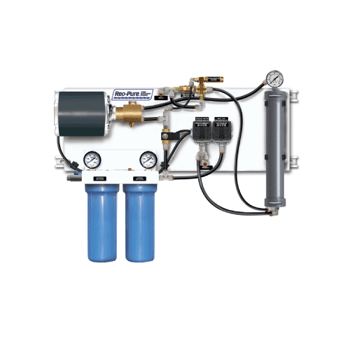 Reo Pure Lp3 Wms 200 200gpd Commercial R O Reverse Osmosis
