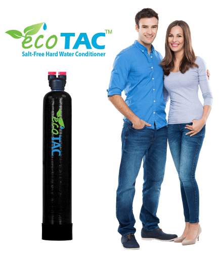 HomePlus ecoTAC&#8482; Series <br>Salt-Free Hard Water Conditioners