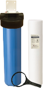 WH1-HF High Flow Series 10 Micron Sediment Filter