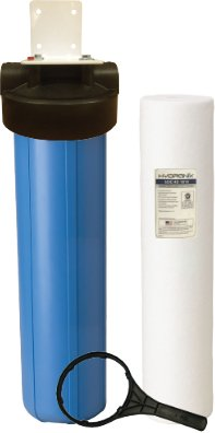 ClearPlus WH1-HF High Flow Series 10 Micron Whole <br>House Sediment Filter Package