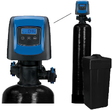 <font color=#0890DA>SoftPlus&#8482; Premium Series <br>Water Softeners</font>