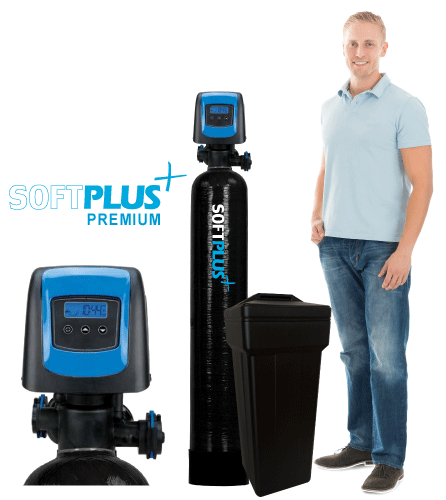 HomePlus SoftPlus™ Premium Series <br>High Efficiency Water Softeners