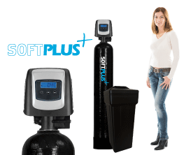 SoftPlus&#8482; Series<br>Water Softeners