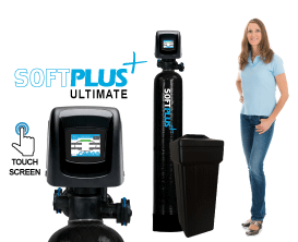 <font color=#000000>SoftPlus&#8482; Ultimate Series <br> Water Softeners</font>