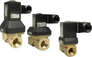 Sterilight UV solenoid valves