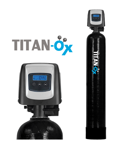Titan-Ox&#8482; Series MetSorb Arsenic <br>and Heavy Metal Filter System