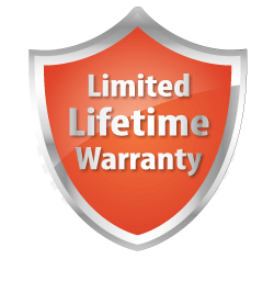 Limited Liftime Major Components Warranty