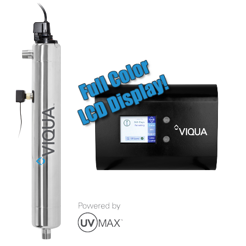 Viqua UVMax Model E4 Plus<br>UV Sterilizer (#650683)