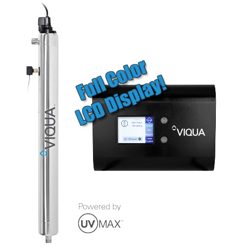 Viqua UVMax Model F4-50+<br>UV Sterilizer (#650640-R)