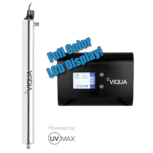 Viqua UVMax Model F4 <br>UV Sterilizer (#650686)