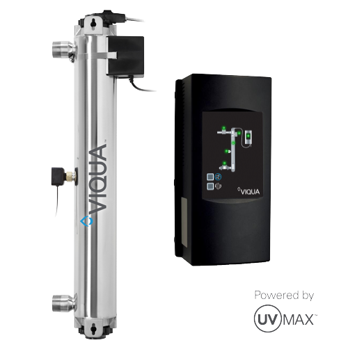 Viqua UVMax Model H Plus<br>UV Sterilizer (#650652)